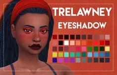 Poetry makes me cry: Trelawney Eyeshadow
