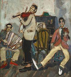 TICMUSart: Musicians - Constantin Piliuta (I. M.)