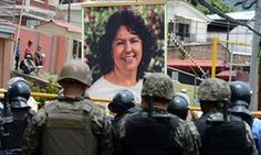 Honduras...Berta Cáceres court papers show murder suspects' links to US-trained elite troops