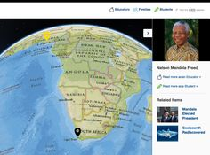 Featured Globe - National Geographic Education - INTERACTIVE GLOBE