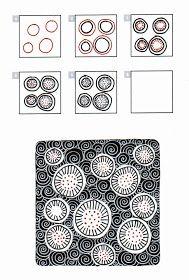 zentangle worksheets on pinterest zentangle patterns zentangle and tangle patterns. Black Bedroom Furniture Sets. Home Design Ideas
