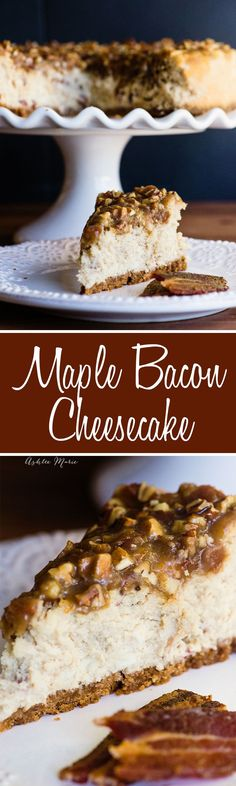 this maple bacon che