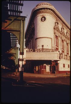 RKO Bushwick Theater in Brooklyn, New York City ... 07/1974 by The U.S. National Archives, via Flickr