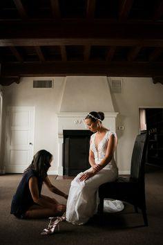 Elegant Los Angeles Wedding | Photo by Lin & Jirsa | Full feature on the blog: http://aisleperfect.com/2015/12/elegant-los-angeles-wedding-vibiana-events-center.html #wedding #bridal #bride