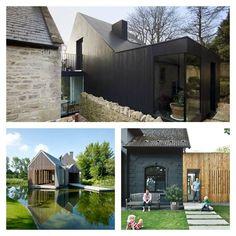 idées d'agrandissement de maison : extension en bois