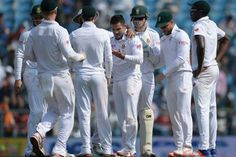 India VS South Africa, 3rd Test, Day 1: India Have Difficulty Towards South Africa In Nagpur