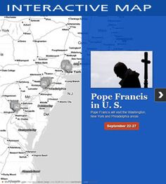 click on this photo to access all of Pope Francis' speeches given during his visit to the US.