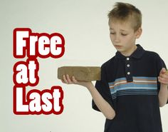 Teach kids about freedom from sin with this lesson.