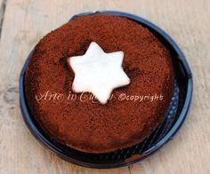 Mooncake merendine pan di stelle dal cuore fondente
