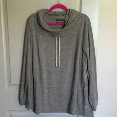 NWOT Gray Activewear Hoodie NWOT Gray Activewear Hoodie! Brand new! Soft! Perfect jacket to throw on! Harmony Balance  Tops Sweatshirts & Hoodies