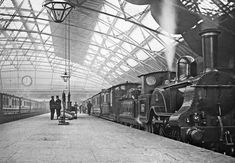 Liverpool Lime Street Railroad Station - Still Standing Holland, Liverpool Home, Liverpool History, Steam Railway, Train Service, British Rail, Trains, Old London, Steam Locomotive