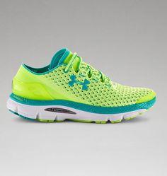 Women's UA Speedform® Gemini Running Shoes Roadcone Color