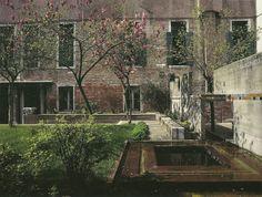 Carlo Scarpa: Fondazione Querini Stampalia. Venice, Italy. 1961-1963