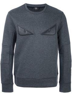 #fendi #men #bagbugs #grey #black #sweatshirt #sweater www.jofre.eu