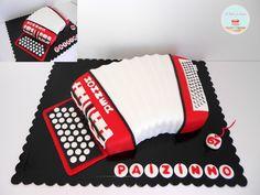 Acordeon Cake