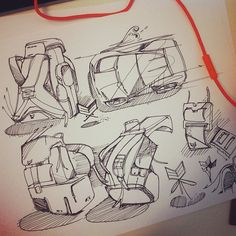 creative session #industrial #design #id #product #sketch