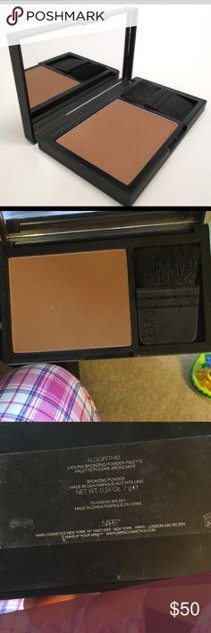 Nard Big pallet Limited edition ... like New NARS Makeup Bronzer