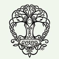 arbol de la vida celta - Buscar con Google