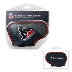 Houston Texans NFL Putter Cover - Blade