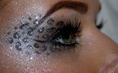 Snow Leopard make-up