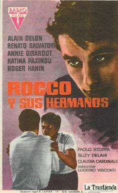 Rocco y sus Hermanos - Programa de Cine - Alain Delon - Annie Girardot