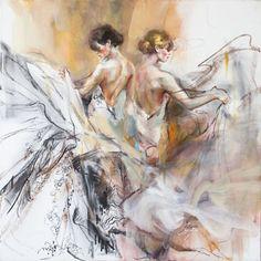Collision of light 1 by Anna Razumovskay