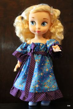 iiven with wonder: Disney Animators Doll