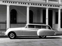 Bentley-R-Type 1950 break de chasse, shooting brake