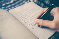 Seeking help for preparing a task manager? List of task can be confusing which results in delay in work completion. Read the article which will help you to prepare a task tracker in order to accomplish tasks effectively on time. Moving Checklist, Camping Checklist, Rv Camping, Baby Checklist, Moving Tips, Editing Checklist, Vacation Checklist, Vacation Rentals, New Year Wishes