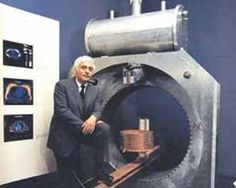 First MRI prototype machine. A quick History of the #MRI.