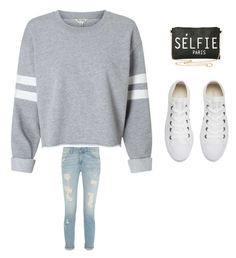 """My First Polyvore Outfit"" by roseemilyj ❤ liked on Polyvore featuring Torrid and Converse"