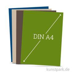 Fotokarton DIN A4, 50 Blatt, 300g