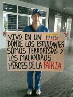 12 de febrero HOY TODOS APOYAR NUESTROS MUCHACHOS SOBRE TODO AQUELLOS PADRES QUE EMBOBADOS POR CHAVEZ LOS LLEVABAN EN EL LOMO A SUS MITIN