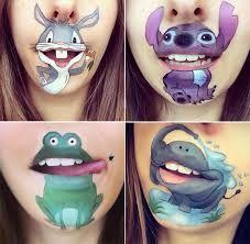 Résultats de recherche d'images pour «makeup disney»