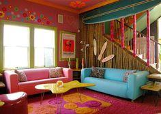 Bohemian Design Ideas bright bohemian bathroom designs 4 Awesome Bohemian Home Decor Bohemian Interior Design Ideas Living Room