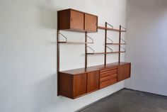 NOME   Wall unit   by Poul Cadovius for Royal System