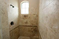 Walk in shower - no door (2)