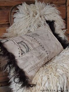 Norrfrid Design Sheep, Throw Pillows, Blanket, Design, Christmas, Xmas, Cushions, Blankets, Decorative Pillows