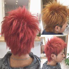 WEBSTA @ amotion_for_hair - ブリーチ マニパニ(クレオローズ)成人式仕様。おめでとうございます🎉9日は祝日の為営業いたしますのでぜひいらして下さい☆10日はお休みになります。#美容師 #美容室 #カラー #ダブルカラー #マニパニ #ブリーチ #hair #follow #followme #instagood #藤枝 #藤枝駅南 #焼津 #島田 #静岡 #haircut #成人式 #amotion藤枝