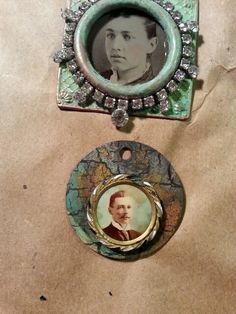 New assemblage jewelry.