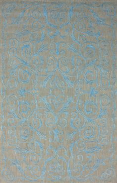 nuLOOM Capri Collection. Our showroom is at 225 West 37th st New York NY 10018. Just above Mood Fabrics! home decor, print, design, decor, style, modern, home, house, contemporary, trends, interior design, grey, blue.
