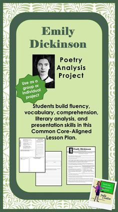 An Analysis of Emily Dickinson's Poetry Essay