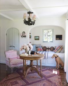Reese Witherspoon's house 2-Elle Decor Magazine Sept 2012