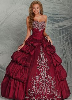 Vestidos de XV Color Vino Masquerade Ball, Dream Dress, Mardi Gras, Rock, Beautiful Dresses, Ball Gowns, Formal Dresses, Bing Images, Color