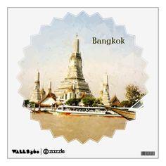 #Bangkok #Wall #Decal #thailand