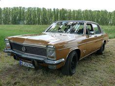 Opel Diplomat V8