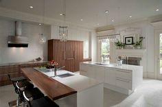 two tone kitchen linear crystal chandelier modern