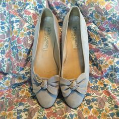 Vintage Laura Ashley Shoes by GrumpySnail on Etsy