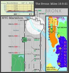 37 Best Marathoners Rocking New York images | Marathon training ...