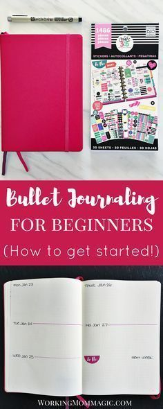 If you have been thinking about trying a bullet journal, this post is for you! After being a planner girl my whole life, I finally gave bujo a go and I am so glad I did!